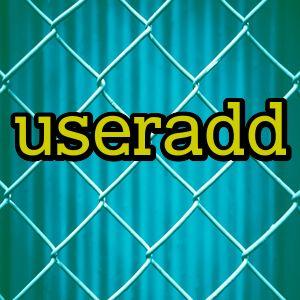 useradd